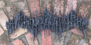 "Hans Knorr "" wall sculpture """
