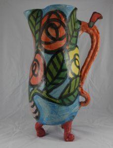 "Deborah D Halpern ""Big jug"""