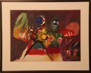John Howley- Two figures 1970